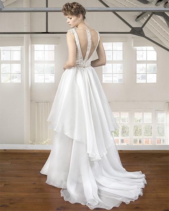 vestidos de novia y fiesta en alicante - mamen gonzález